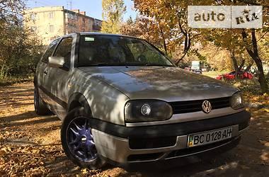 Volkswagen Golf III 1993 в Львове