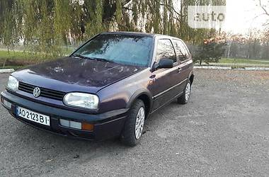 Volkswagen Golf III 1993 в Мостиске