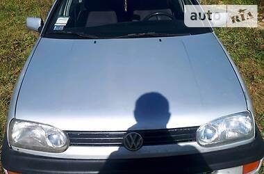 Volkswagen Golf III 1995 в Сколе