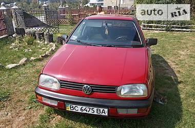 Volkswagen Golf III 1994 в Надворной