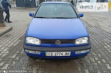 Volkswagen Golf III 1997 в Черновцах