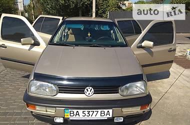 Volkswagen Golf III 1996 в Кропивницком