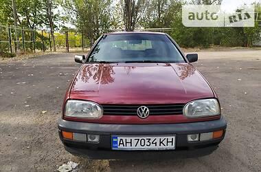 Volkswagen Golf III 1992 в Бахмуте