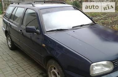 Volkswagen Golf III 1997 в Локачах