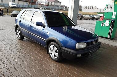 Volkswagen Golf III 1993 в Кам'янець-Подільському