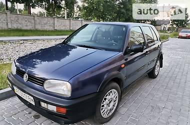 Хэтчбек Volkswagen Golf III 1995 в Ивано-Франковске