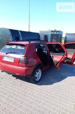 Хэтчбек Volkswagen Golf III 1993 в Львове