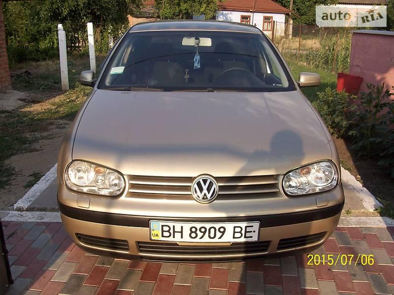 Volkswagen Golf IV 2003 в Ананьеве