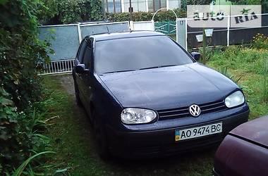 Volkswagen Golf IV 2002 в Ужгороде