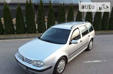Volkswagen Golf IV 2002 в Ровно