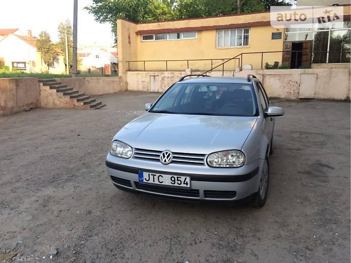 Volkswagen Golf IV 2000 в Черновцах