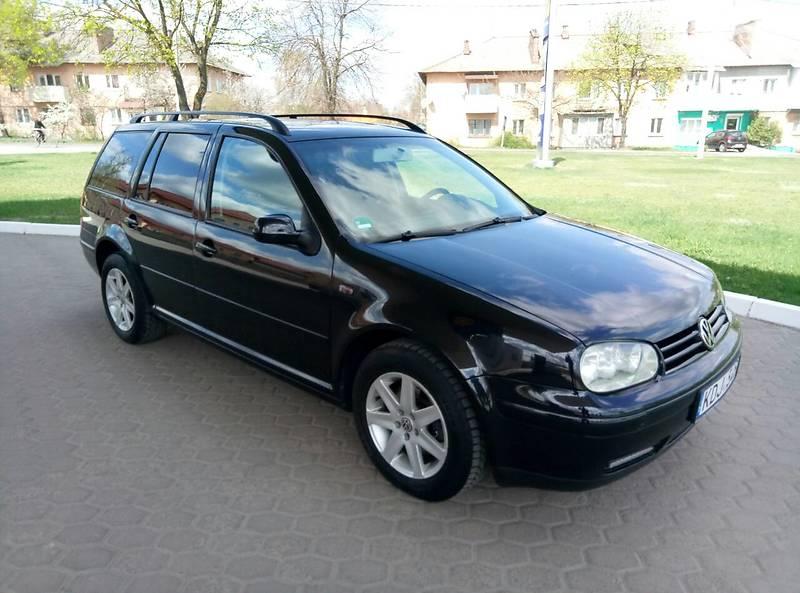 Volkswagen Golf IV 2003 в Костополе