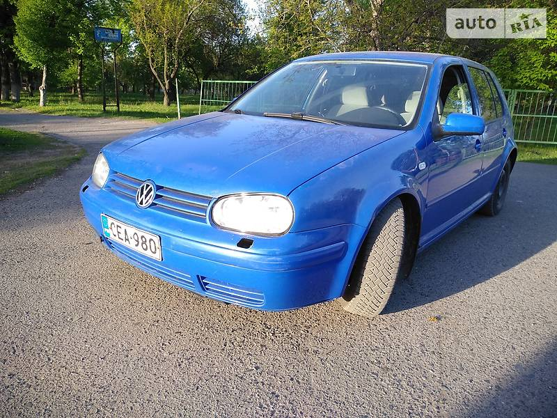 Volkswagen Golf IV 1999 в Харькове