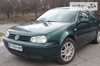 Volkswagen Golf IV 1999 в Светловодске