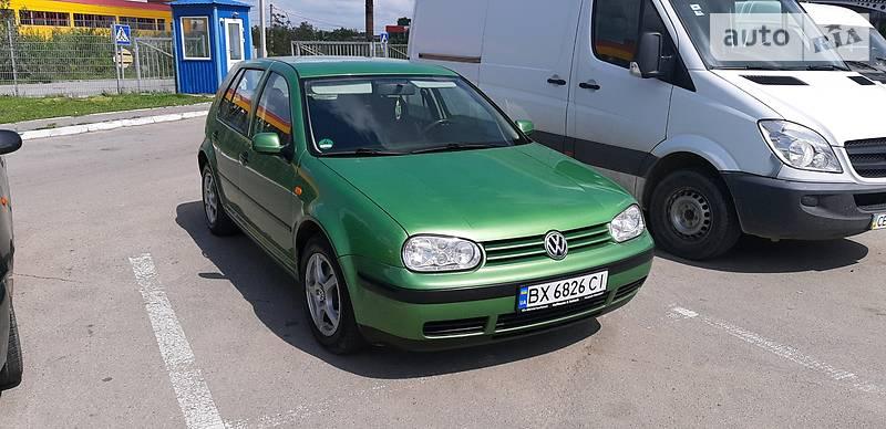 Volkswagen Golf 1999 року в Івано-Франківську