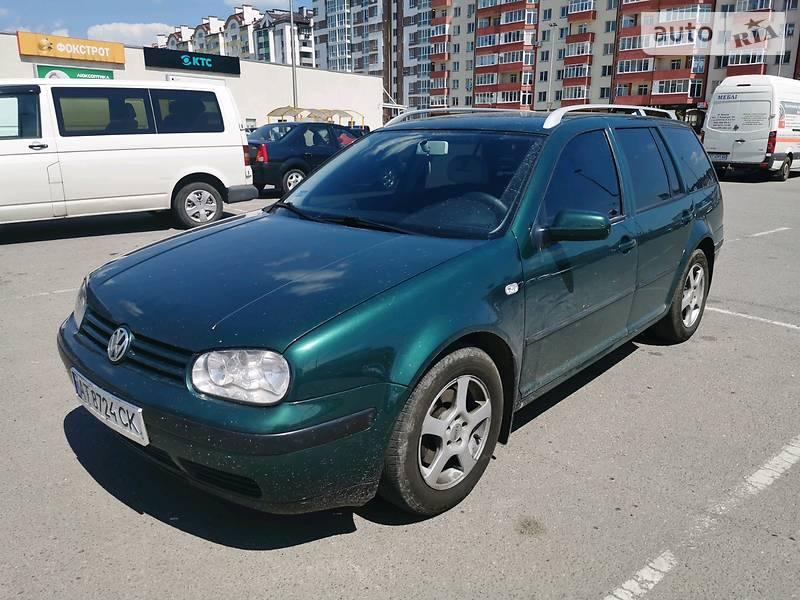 Volkswagen Golf 2001 року в Івано-Франківську
