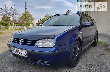 Volkswagen Golf IV 2002 в Калуше