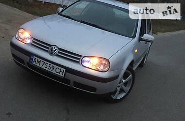 Volkswagen Golf IV 1998 в Радомышле