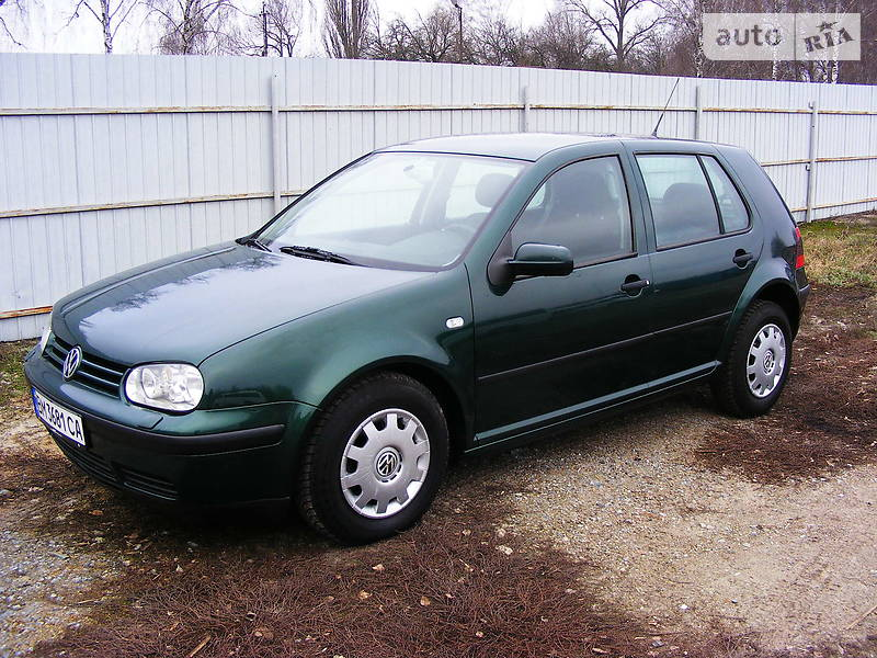 Volkswagen Golf IV 2001 в Сумах