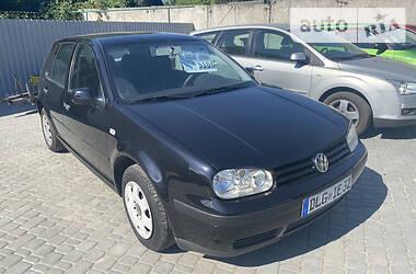 Volkswagen Golf IV 2002 в Знаменке