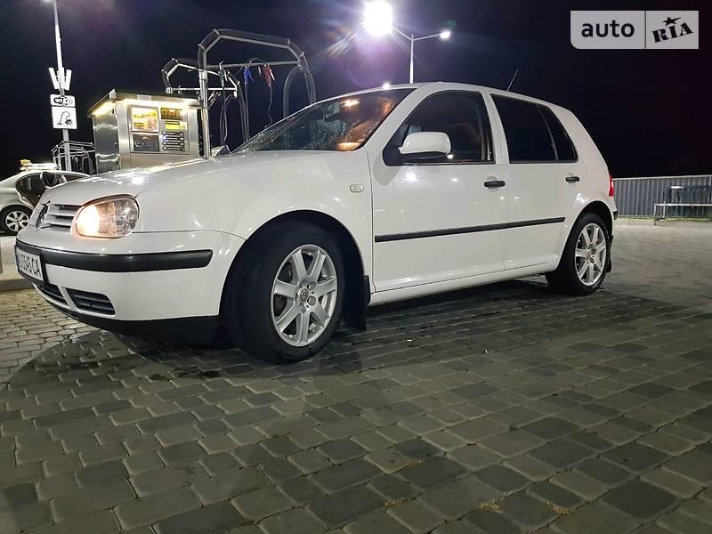 Volkswagen Golf IV 1999 в Мукачево