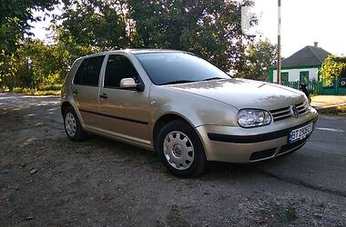 Volkswagen Golf IV 2001 в Геническе