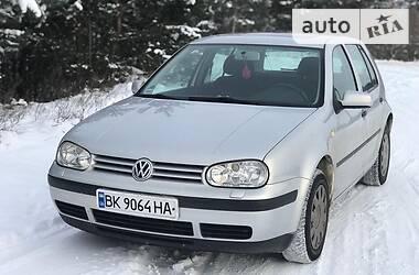 Volkswagen Golf IV 1999 в Заречном