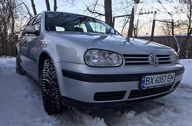 Volkswagen Golf IV 2000 в Хмельницькому