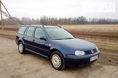 Универсал Volkswagen Golf IV 1999 в Новой Каховке