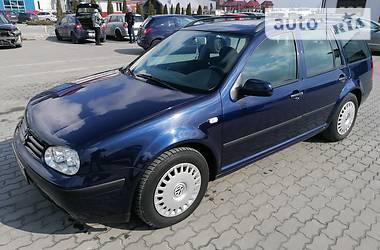 Volkswagen Golf IV 2000 в Городке
