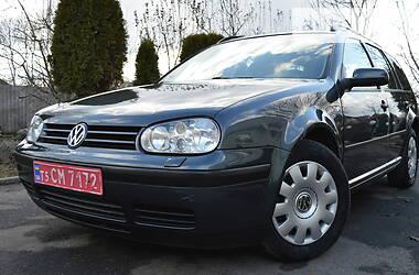 Volkswagen Golf IV 2002 в Харькове