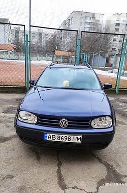 Volkswagen Golf IV 2001 в Виннице