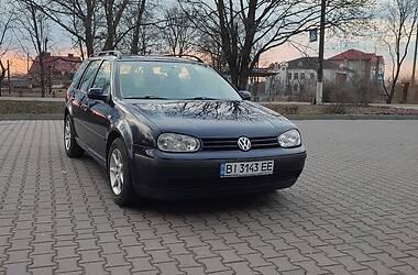 Volkswagen Golf IV 2001 в Миргороді