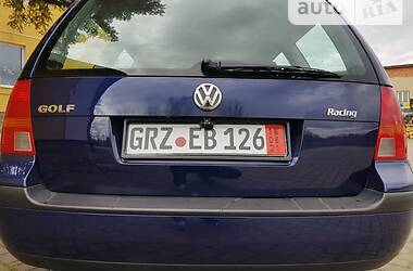 Volkswagen Golf IV 2002 в Самборе