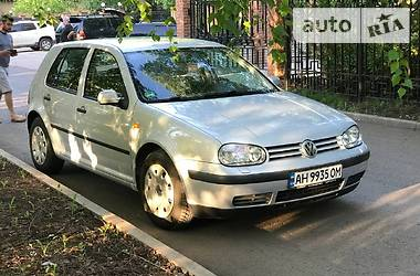 Volkswagen Golf IV 1998 в Бахмуте