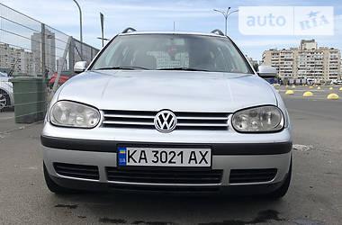 Универсал Volkswagen Golf IV 2001 в Киеве