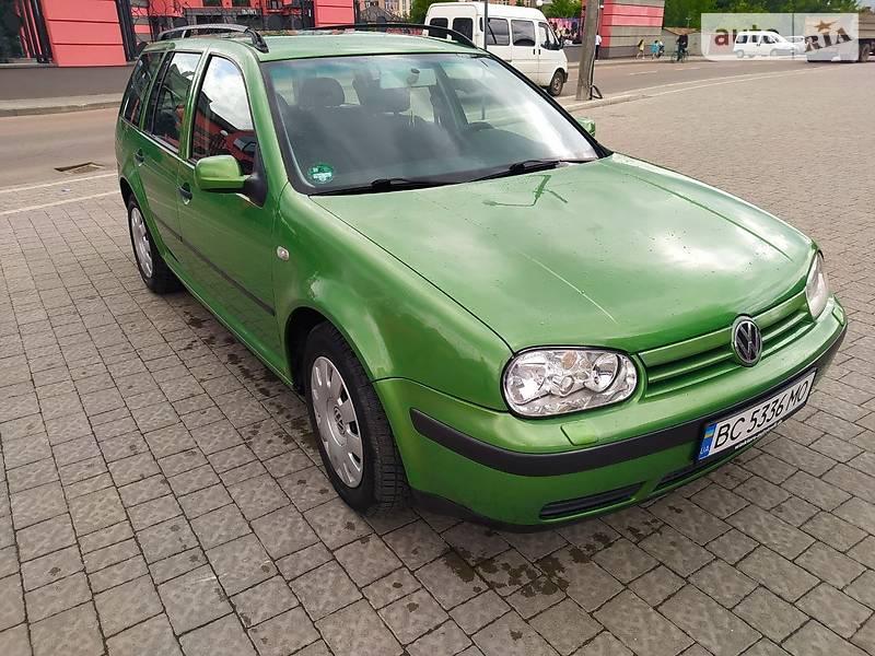 Унiверсал Volkswagen Golf IV 2000 в Дрогобичі