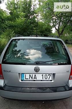 Унiверсал Volkswagen Golf IV 2001 в Львові