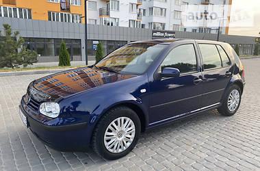 Хэтчбек Volkswagen Golf IV 2000 в Виннице