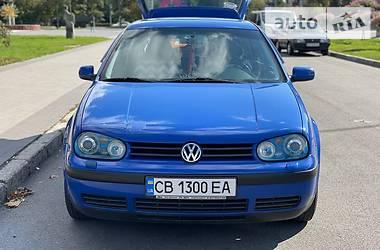 Хэтчбек Volkswagen Golf IV 2001 в Чернигове