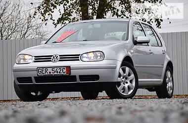 Хэтчбек Volkswagen Golf IV 2004 в Дрогобыче
