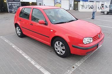 Хэтчбек Volkswagen Golf IV 1998 в Луцке