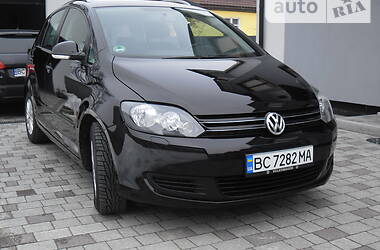 Volkswagen Golf Plus 2012 в Львове