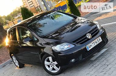 Хетчбек Volkswagen Golf Plus 2007 в Житомирі