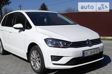 Volkswagen Golf Sportsvan 2014 в Луцке