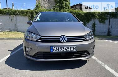 Хэтчбек Volkswagen Golf Sportsvan 2016 в Киеве