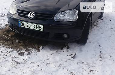 Volkswagen Golf V 2006 в Львове