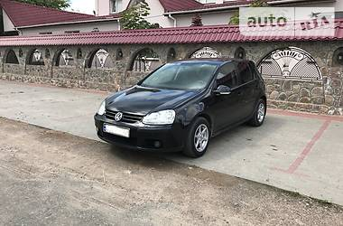 Volkswagen Golf V 2008 в Львове