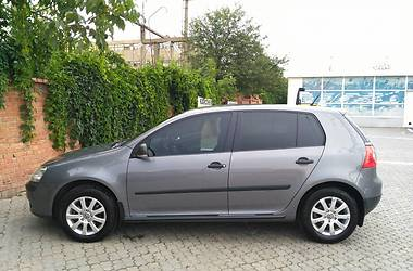 Volkswagen Golf V 2008 в Черновцах