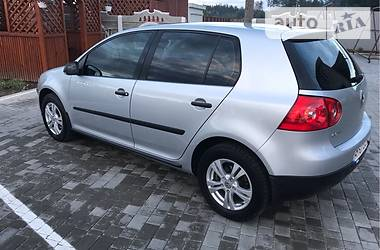 Volkswagen Golf V 2008 в Олевске